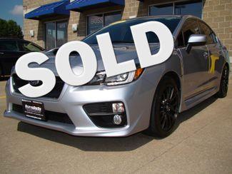 2015 Subaru WRX Limited Bettendorf, Iowa
