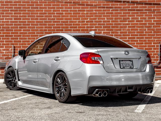 2015 Subaru WRX Burbank, CA 3