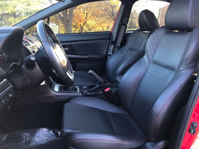 2015 Subaru WRX Limited Leesburg, Virginia 13