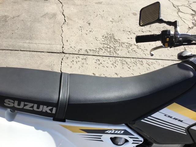 2015 Suzuki DR-Z 400S Base Ogden, Utah 9
