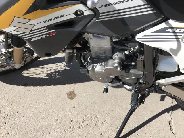 2015 Suzuki DR-Z 400S Base Ogden, Utah 12