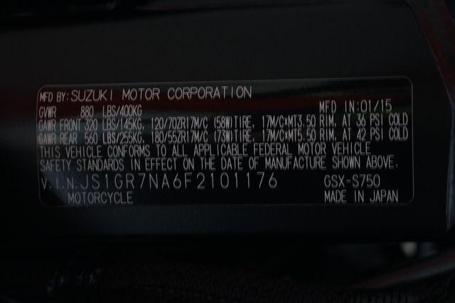 2015 Suzuki GSX-S 750 - YOSHIMURA EXHAUST - PHONE MOUNT! Mooresville , NC 48