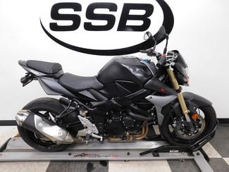 2015 Suzuki GSX-S750  in Eden Prairie