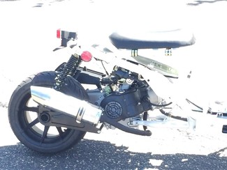 2015 Tao Tao Cruiser  49cc Moped Blaine, Minnesota 3