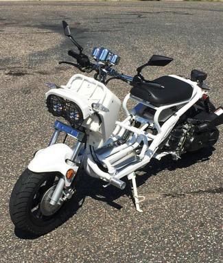 2015 Tao Tao Cruiser  49cc Moped Blaine, Minnesota 8