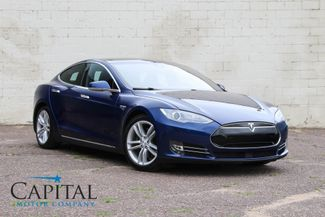 2015 Tesla Model S 85D AWD with Technology Pkg, in Eau Claire, Wisconsin