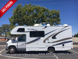 Freedom Elite 22E Thor 2015 Class C Motorhome 2500 Miles+Sat+Tow  CLEARANCE  in Livermore California