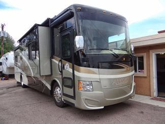 2015 Tiffin Allegro RED 38QBA QUAD SLIDES & BUNKS! in Colorado Springs CO