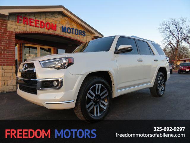 2015 Toyota 4Runner Limited 4x4 | Abilene, Texas | Freedom Motors  in Abilene Texas
