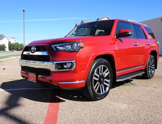 2015 Toyota 4Runner Limited in Lubbock, TX Texas