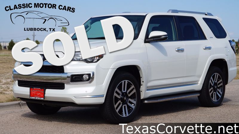 2015 Toyota 4Runner Limited   Lubbock, Texas   Classic Motor Cars