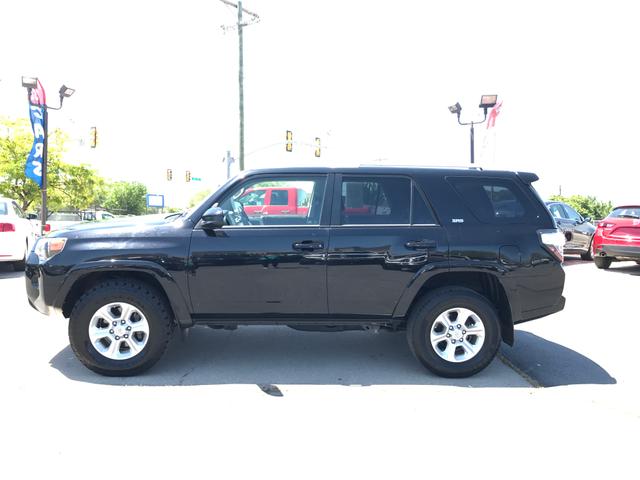 2015 Toyota 4Runner SR5 Premium Ogden, Utah 1