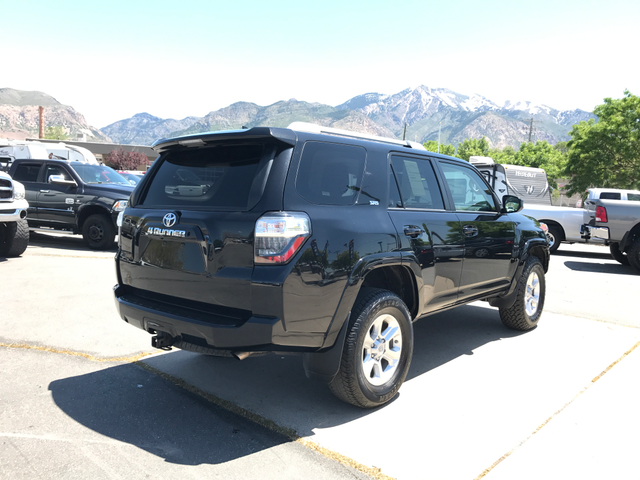 2015 Toyota 4Runner SR5 Premium Ogden, Utah 4