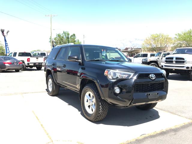 2015 Toyota 4Runner SR5 Premium Ogden, Utah 6