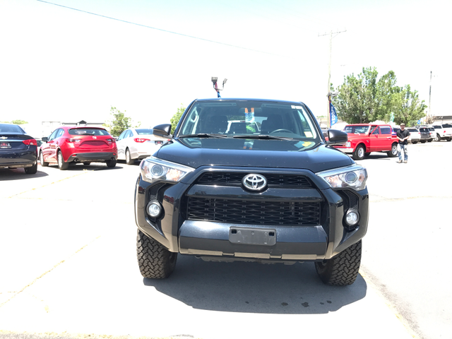 2015 Toyota 4Runner SR5 Premium Ogden, Utah 7