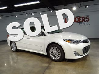 2015 Toyota Avalon Hybrid Limited Little Rock, Arkansas
