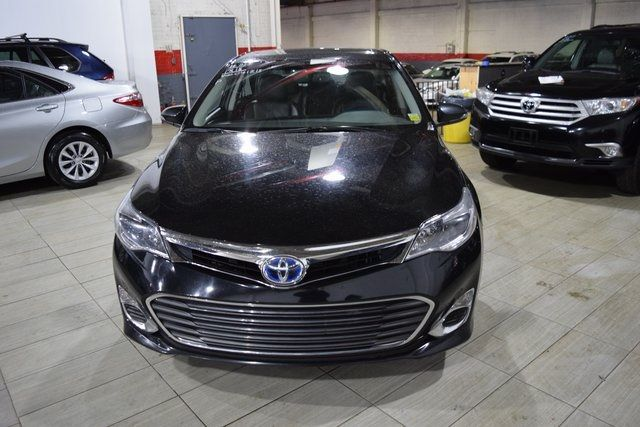 2015 Toyota Avalon Hybrid Richmond Hill, New York 2