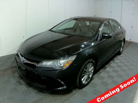 2015 Toyota Camry 4dr Sedan I4 Automatic SE in Akron, OH