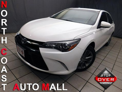 2015 Toyota Camry SE in Cleveland, Ohio