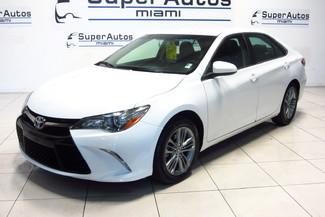 2015 Toyota Camry SE Doral (Miami Area), Florida 1