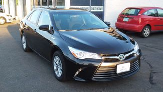 2015 Toyota Camry Hybrid LE East Haven, CT 3