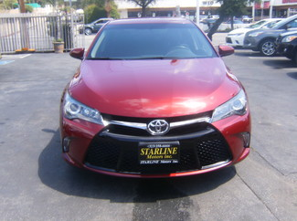 2015 Toyota Camry XSE Los Angeles, CA 1