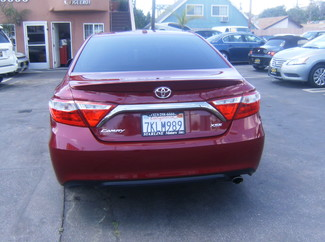 2015 Toyota Camry XSE Los Angeles, CA 8