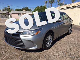 2015 Toyota Camry LE Mesa, Arizona
