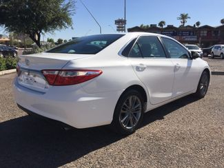 2015 Toyota Camry SE Mesa, Arizona 4