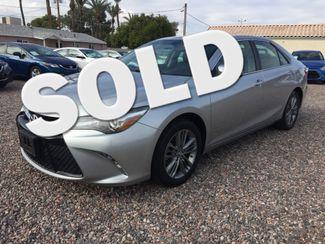 2015 Toyota Camry SE Mesa, Arizona