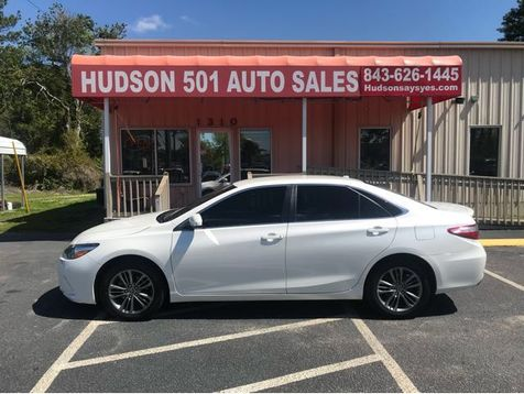 2015 Toyota Camry SE | Myrtle Beach, South Carolina | Hudson Auto Sales in Myrtle Beach, South Carolina