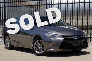 2015 Toyota Camry SE * 1-Owner * NAVI * Leather * CAMERA * 12k Miles Plano, Texas