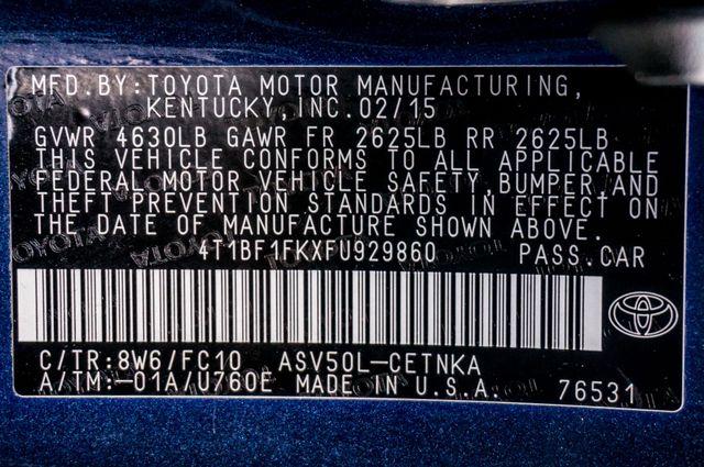 2015 Toyota Camry LE Reseda, CA 40