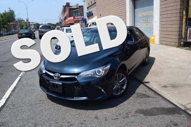 2015 Toyota Camry 4dr Sdn I4 Auto SE (SE) Richmond Hill, New York 0