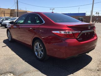 2015 Toyota Camry SE 5 YEAR/60,000 MILE FACTORY POWERTRAIN WARRANTY Mesa, Arizona 2