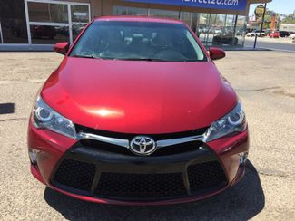 2015 Toyota Camry SE 5 YEAR/60,000 MILE FACTORY POWERTRAIN WARRANTY Mesa, Arizona 7