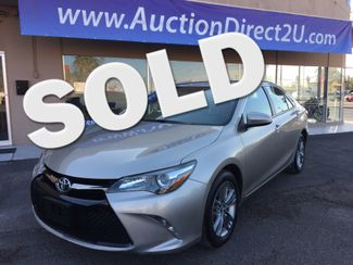 2015 Toyota Camry SE 5 YEAR/60,000 MILE FACTORY POWERTRAIN WARRANTY Mesa, Arizona 0