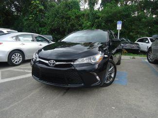 2015 Toyota Camry XSE. SUNROOF. NAVIGATION SEFFNER, Florida 6