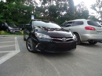 2015 Toyota Camry XSE. SUNROOF. NAVIGATION SEFFNER, Florida 8