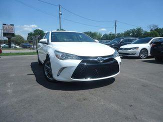 2015 Toyota Camry XSE NAVIGATION. SUNROOF SEFFNER, Florida 9