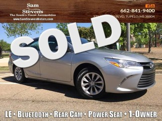 2015 Toyota Camry LE in Tupelo