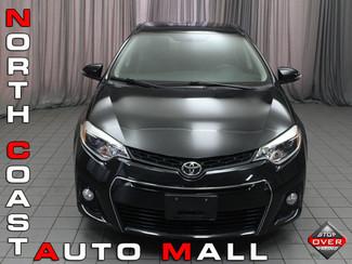 2015 Toyota Corolla 4dr Sedan CVT S in Akron, OH