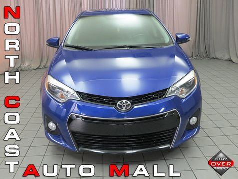 2015 Toyota Corolla 4dr Sedan CVT S Plus in Akron, OH