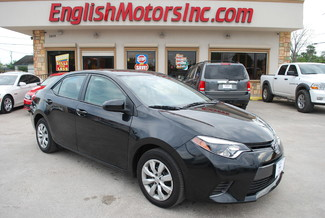 2015 Toyota Corolla in Brownsville, TX