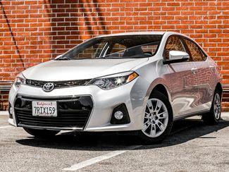 2015 Toyota Corolla S Burbank, CA