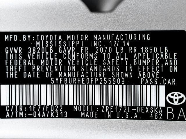 2015 Toyota Corolla S Burbank, CA 21