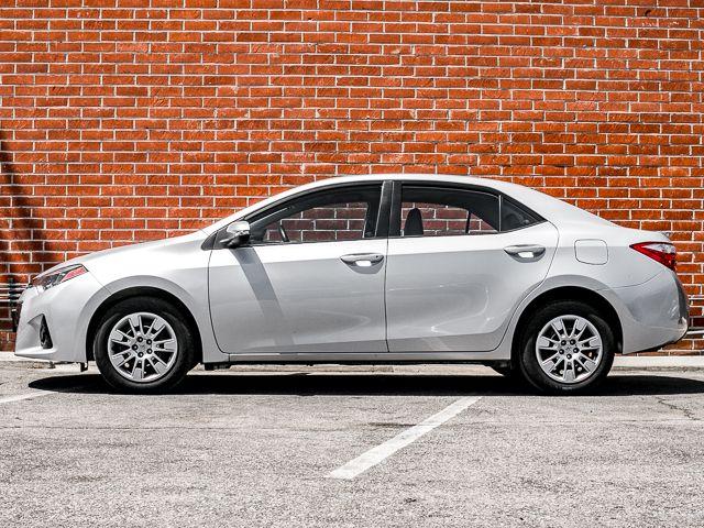 2015 Toyota Corolla S Burbank, CA 5