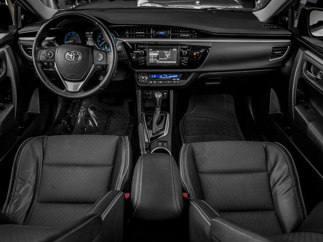 2015 Toyota Corolla S Burbank, CA 8