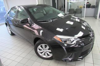 2015 Toyota Corolla LE W/ BACK UP CAM Chicago, Illinois 1