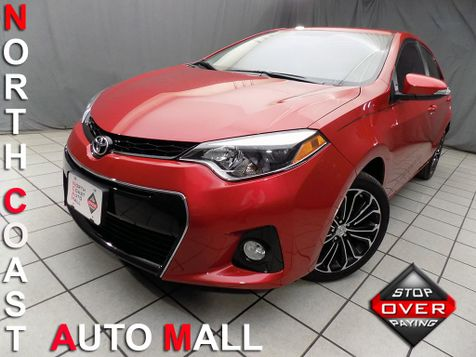 2015 Toyota Corolla S Plus in Cleveland, Ohio